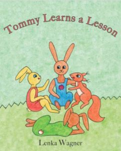 Tommy Learns A Lesson Cover Image